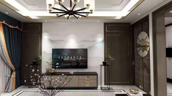 尚公馆-130平新中式风格
